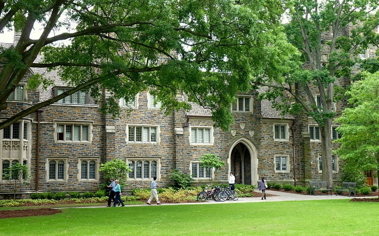 Most Popular Business Schools On Twitter - Duke Fuqua