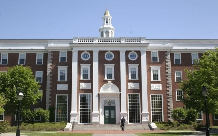 Most Popular Business Schools On Twitter - Harvard Business School