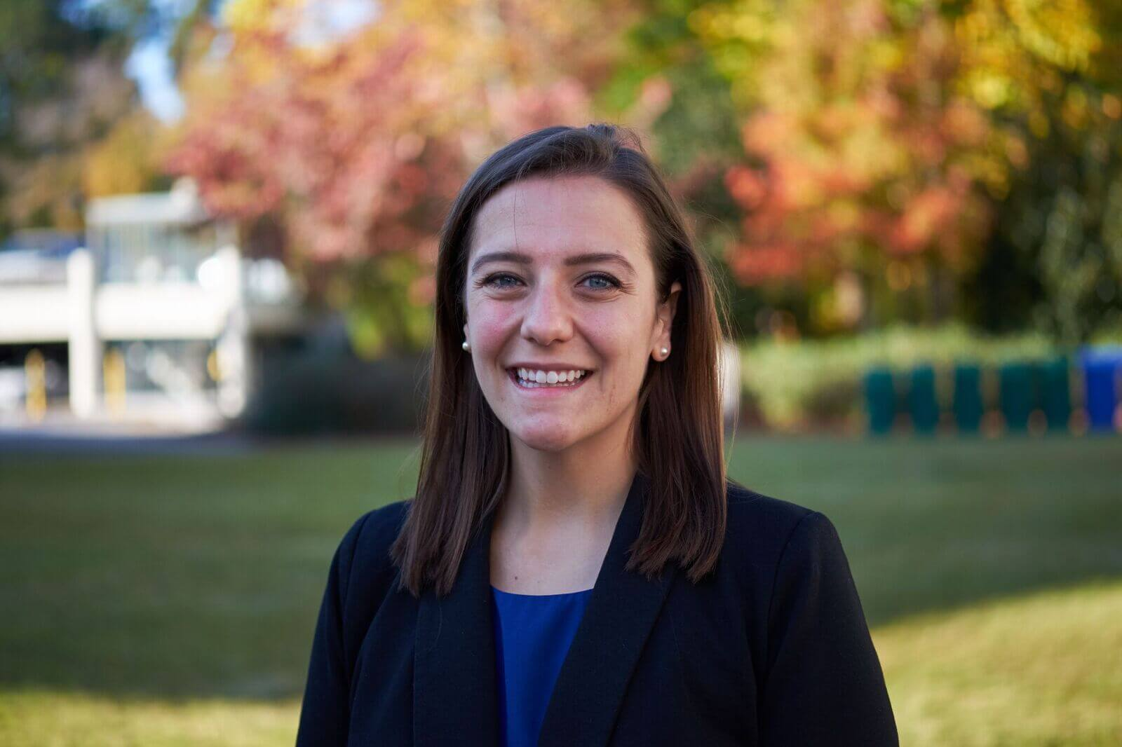Catie Mannerino, MBA candidate at Goizueta school of business