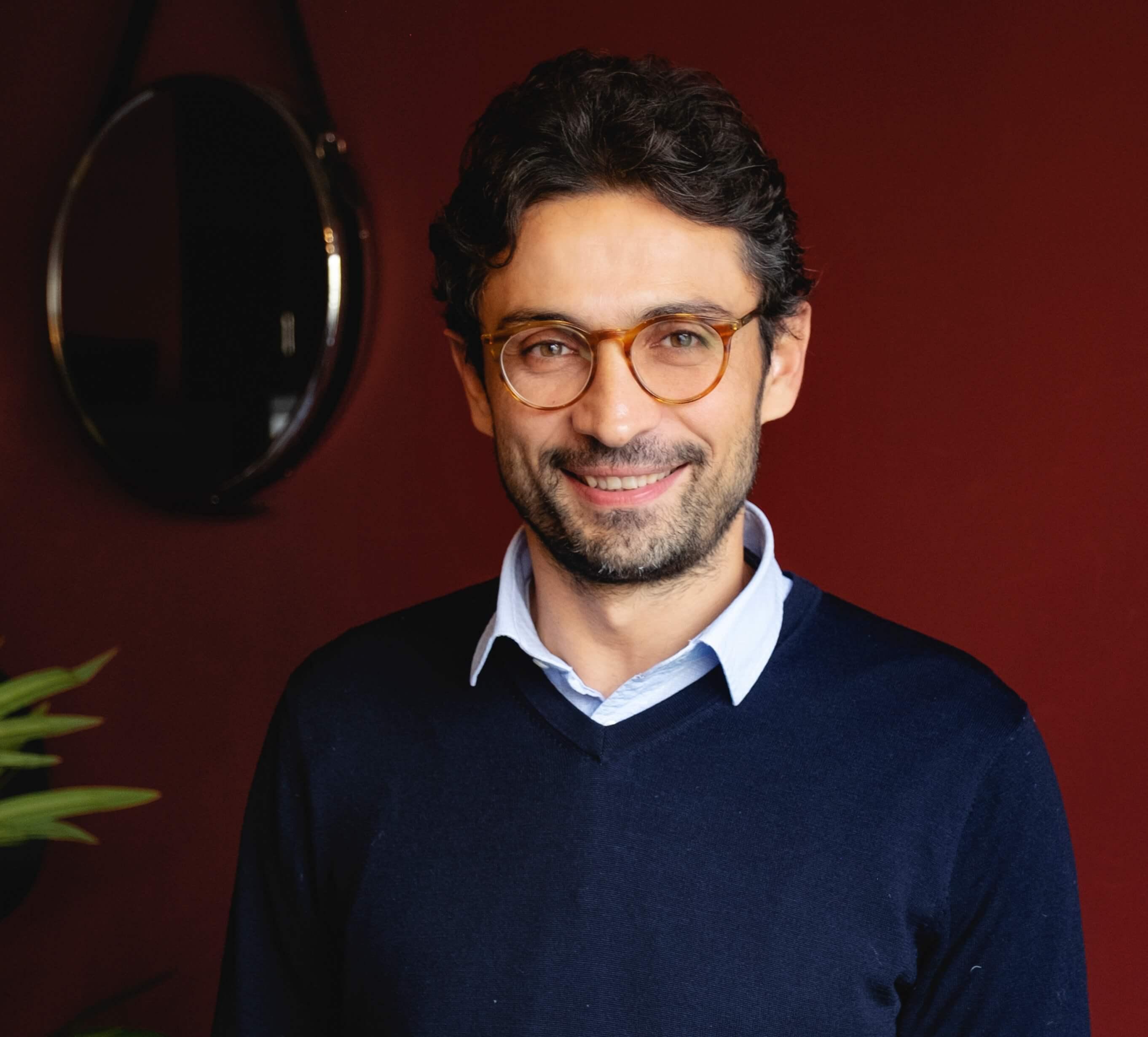 Tomer Sabag works for startup, SumUp in Berlin