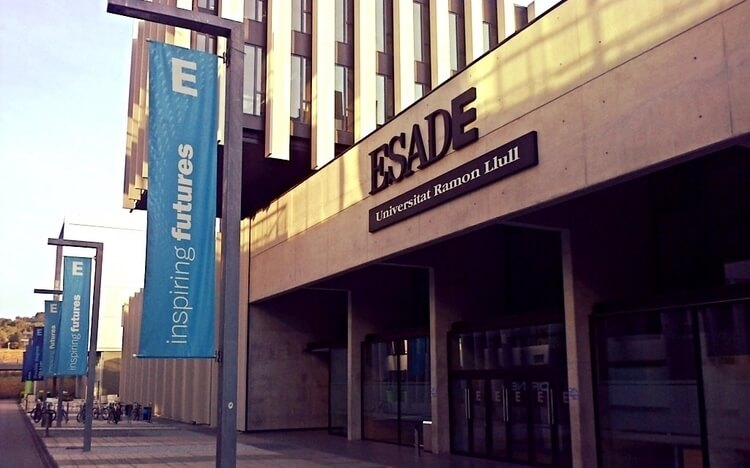 Most Popular Business Schools On Twitter - ESADE