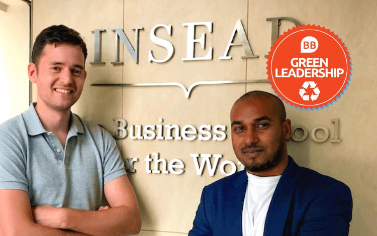MBA Startups 2020 - INSEAD INSEACT