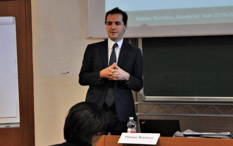 Matteo Romano ESCP Europe