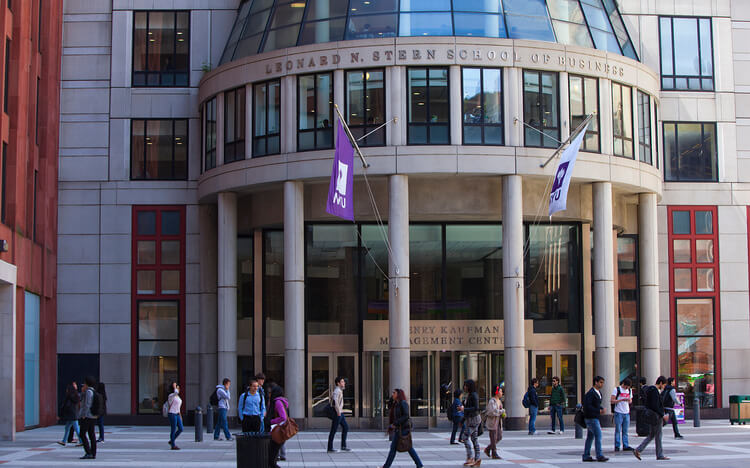 Most Popular Business Schools On Twitter - NYU Stern