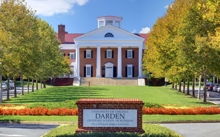 Most Popular Business Schools On Twitter - UVA Darden