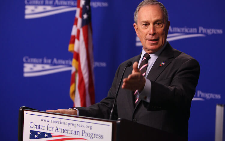 michael bloomberg mba richest