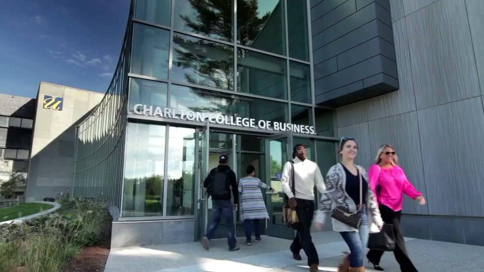 STEM MBA Charlton College of Business