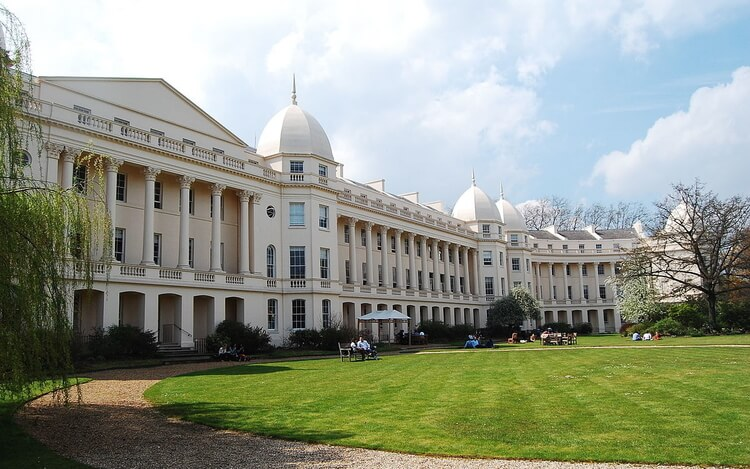 Most Popular Business Schools On Twitter - London Business School (LBS)