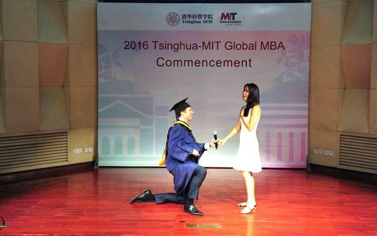 tsinghua mba 2016 commencement proposal