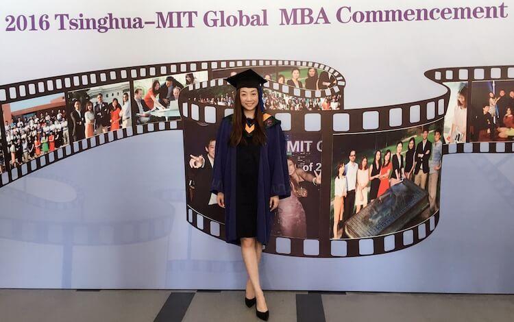 tsinghua-mit mba graduation