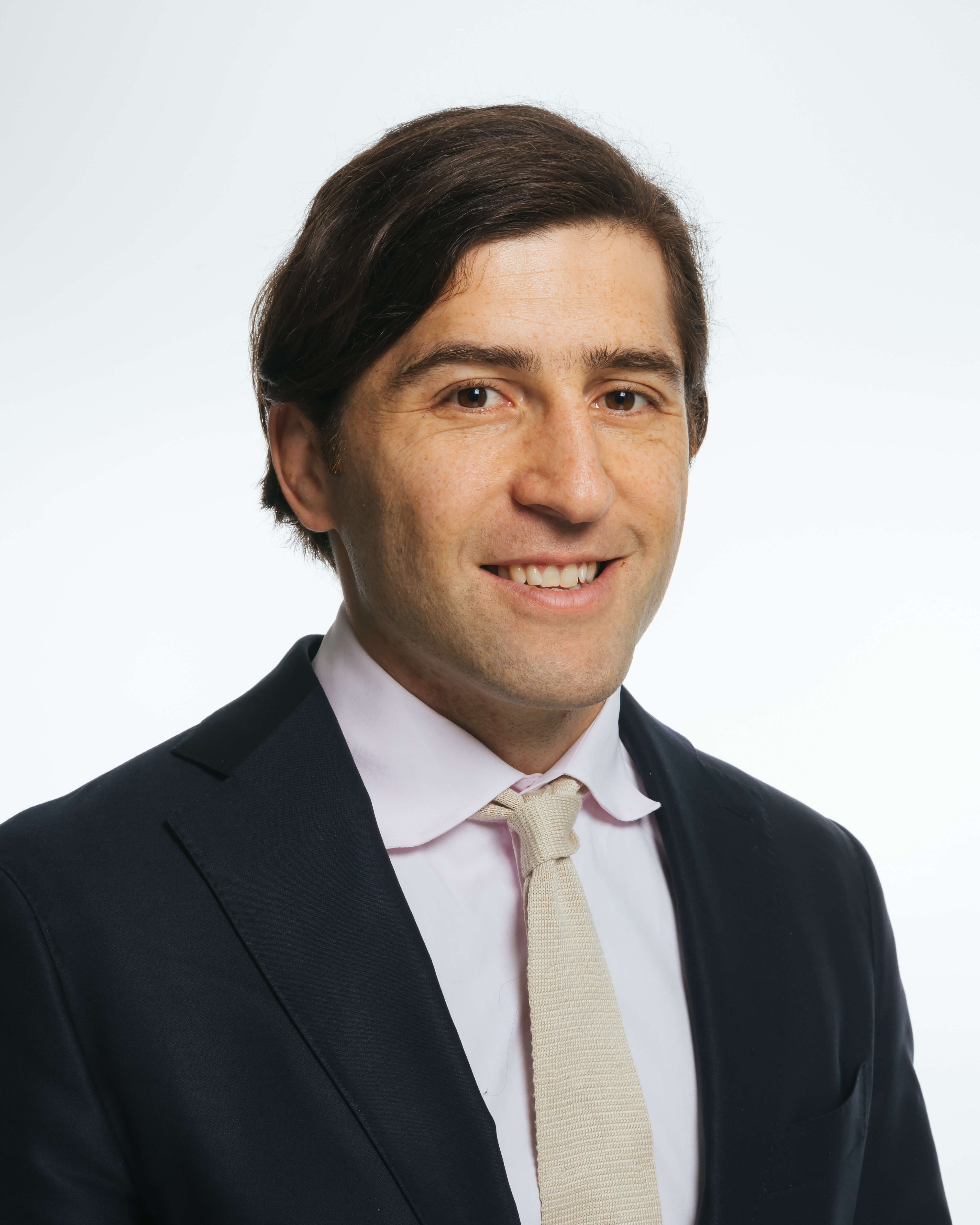 Carlos Blanco is an MBA candidate at Oxford Said, says alumni networks are important to students in 2020