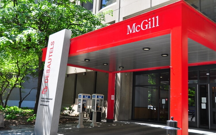 6 Reasons You Should Consider A Career In Canada - international students McGill Desautels
