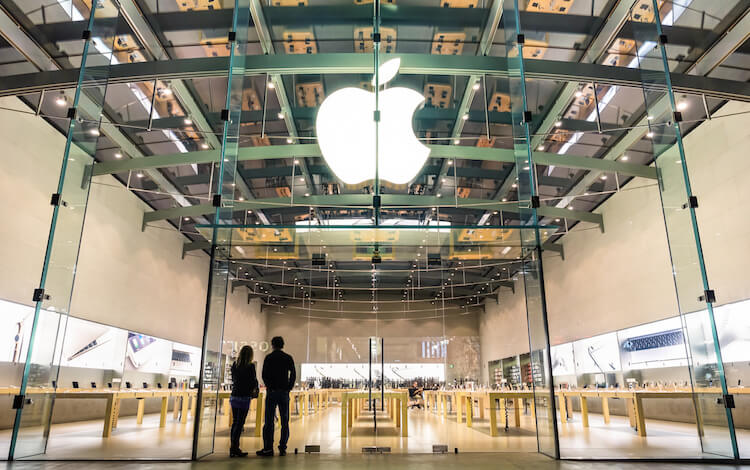 employers like Apple employing stem skills