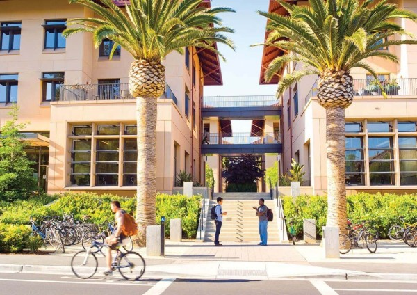 Stanford GSB is the world's best business school for an MBA, according to QS