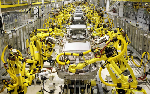 Automation and robotics will rapidly reshape the manufacturing process