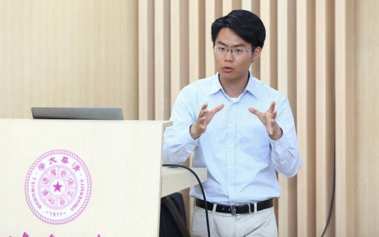 Jeremy completed the Tsinghua-MIT Global MBA Program in 2019