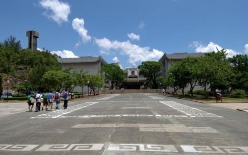 University Mall at CUHK