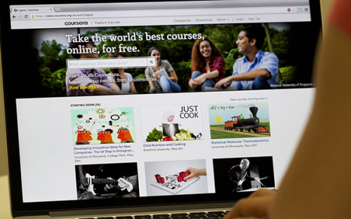 Silicon Valley start-up Coursera uses data to help teachers understand their students