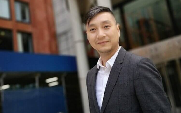 Han Liao says studying a Master in Finance was key to his career progression in real estate