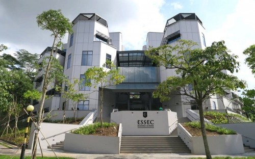 France's ESSEC Business School launched its first MOOC in 2014