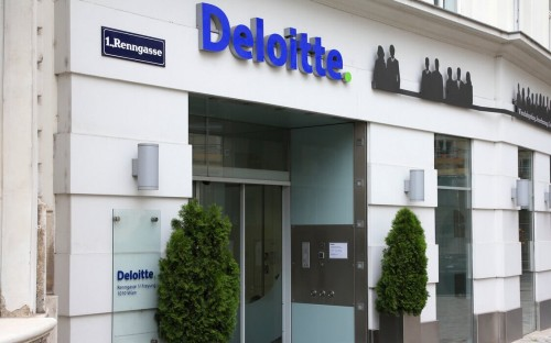 Deloitte Risk Advisory Consultant Salary