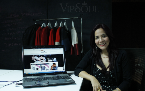 Faviola Palomino, an MBA graduate of top Italian business school MIP, founded VIP Soul