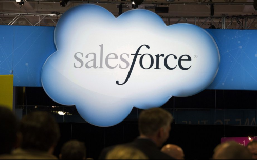 MBA programs are drawing on the expertise of Salesforce