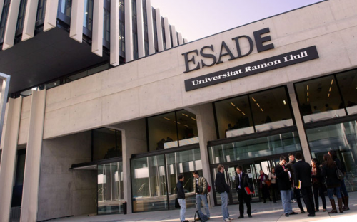 ESADE Business School is based in Barcelona, Spain