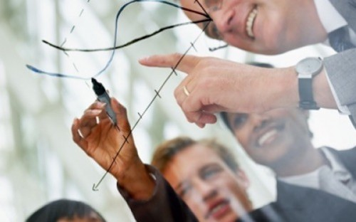 Consulting firms want MBA grads with leadership skills, collaboration, and drive
