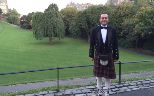 Jose is an MBA student at the University of Edinburgh Business School in the UK