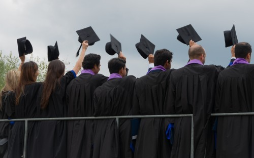 Political uncertainty is affecting potential students' decisions on where to study