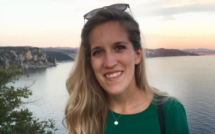Danielle Herring chose an MBA in Europe for the diversity and financial viability on offer