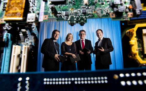 University of Edinburgh Business School has partnered Dixons Carphone to push analytics