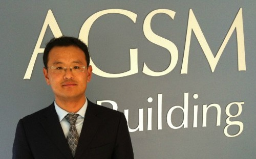 AGSM MBA Henry Du thinks minerals, food and education will continue to be big trade areas between China and Australia