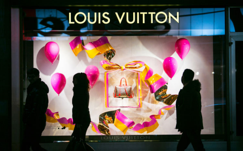 Louis Vuitton's owner LVMH works with several top b-schools