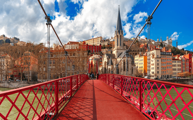 Entrepreneurs, culture vultures, and outdoors enthusiasts will all thrive in Lyon