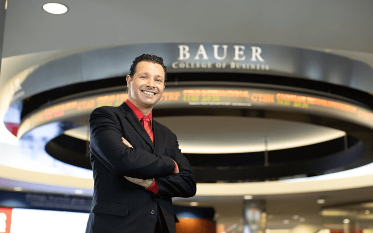 Paul Pavlou has big plans for the MBA at Bauer College of Business