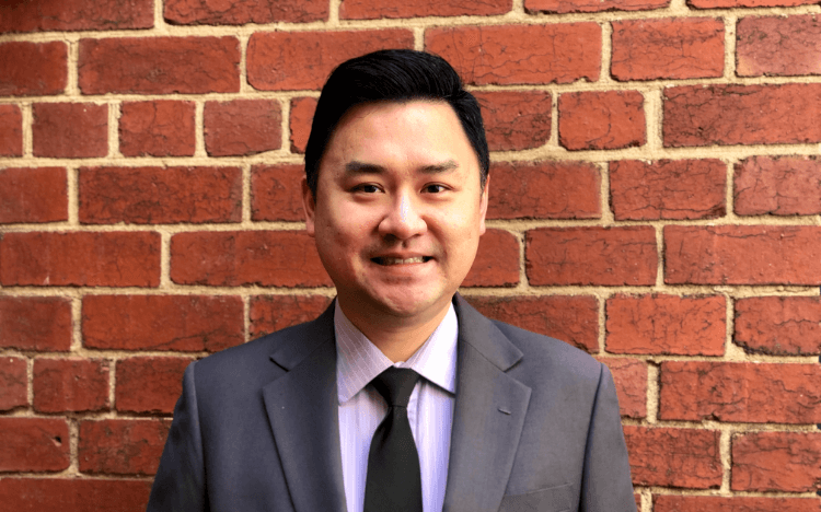 Chris Yong improved his network with an MBA at Melbourne Business School