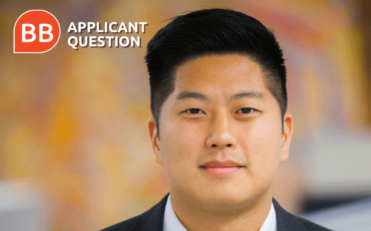Unsure about MBA scholarships? Dennis Yim from Kaplan Test Prep can help