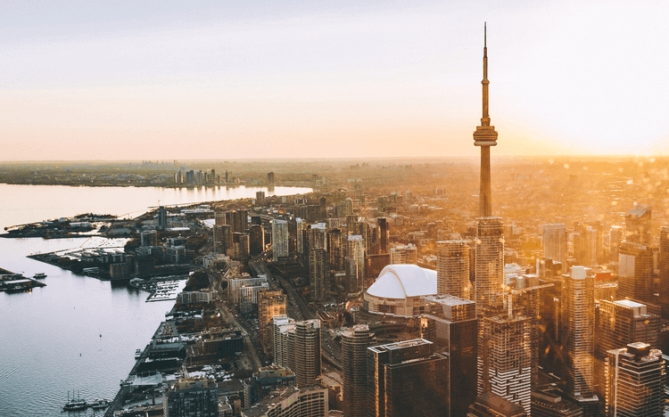 © @thirdworldhippy | Toronto is one of the fastest-growing tech regions in Canada