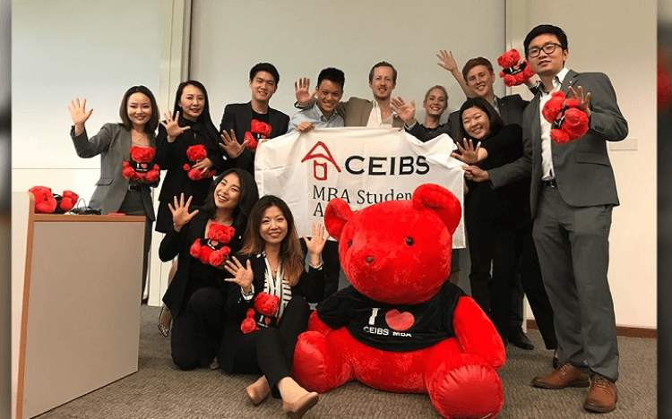 The CEIBS MBA bootcamp shows students the heart of Shanghai