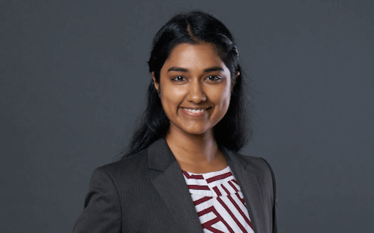 A desire to explore the transformative aspects of tech pushed Deepika towards the ASB MBA.