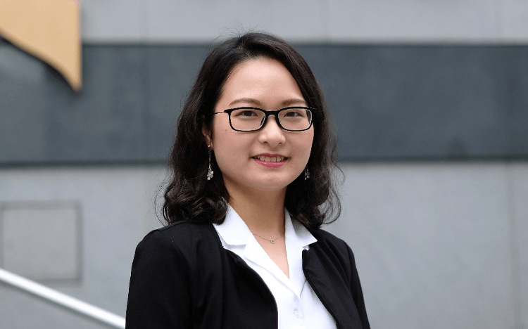 For Linh Mai Nguyen, Singapore was the perfect spot for a business education