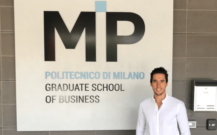Carlo thinks Italy is the ideal career hub for MBA graduates, with jobs at top firms like Nestlé on offer