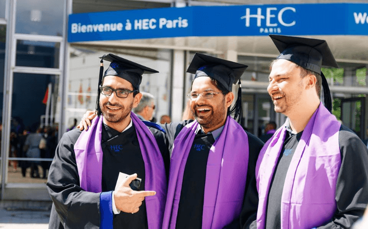©Facebook HEC—HEC Paris's EMBA appeared in the FT ranking for the first time last year. Now it's ranked number one in the world