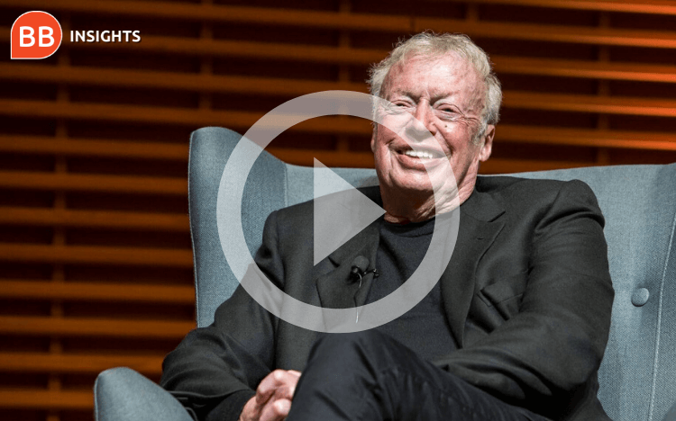 Nike founder Phil Knight got an MBA before he set up his multi-billion dollar business