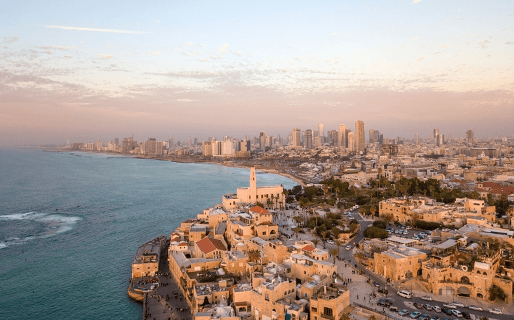 Tel Aviv is one of the world's biggest startup hubs, with the second-highest number of startups of any city worldwide