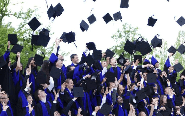 HEC Paris is ranked the best business school in Europe this year, clinching top spot from London Business School