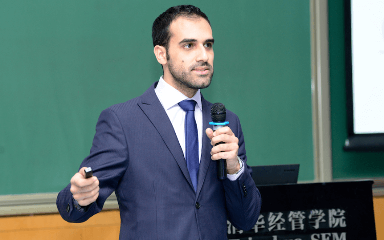 Jobs for MBA graduates: Paolo got a consulting job at Volkswagen after completing the Tsinghua-MIT MBA in 2018