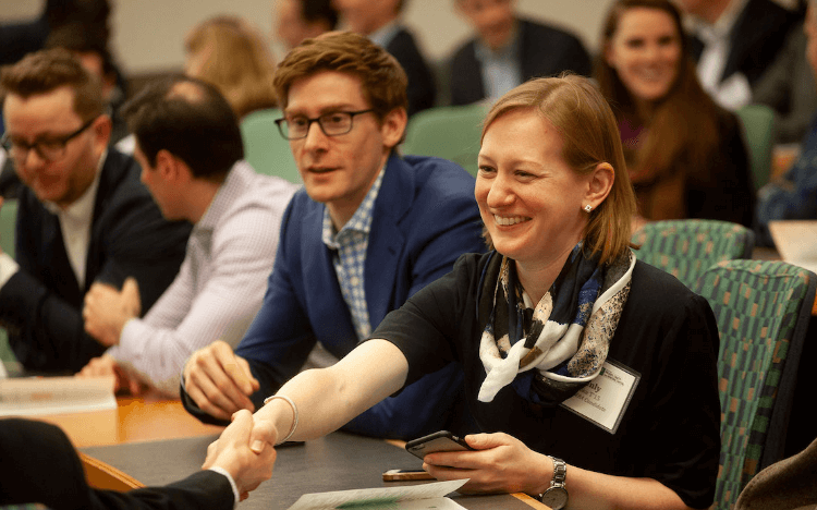 MBA networking: Networking on the Tuck MBA has changed the lives of many alumni